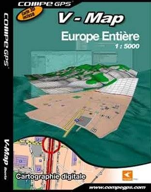 Carte Max Boutique by Carte Routiere Europe Complete