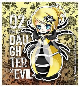 Chibi Rin - Daughter of Evil by Ninamo-chan on DeviantArt