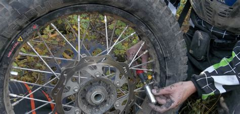 All About Tire Pressure For Motorcycles, Dirt Bikes, Atvs
