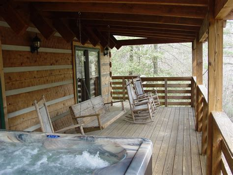 Log Cabin Tub by Log Cabin Vacation Rentals Tubs Boone