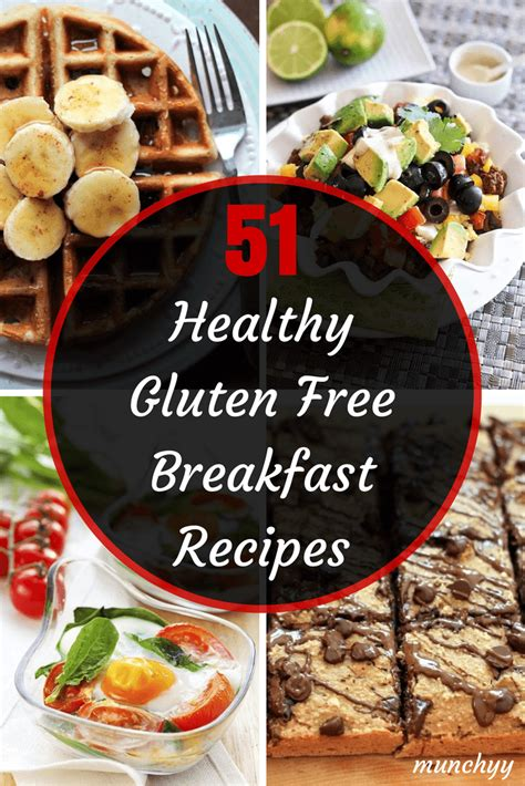The secret is an easy almond cream topping that tastes just like the filling in all of your favorite pastries. 51 Best Healthy Gluten Free Breakfast Recipes - Munchyy