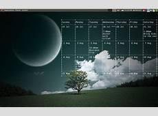 Afficher le calendrier Google sur votre bureau Linux Tux