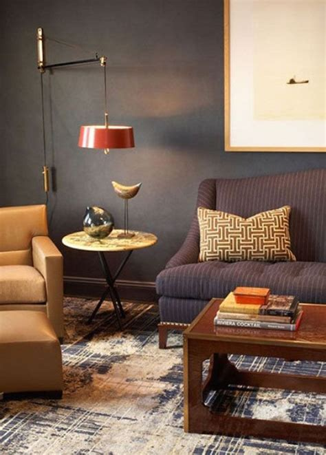 50 masculine living room design ideas in various styles