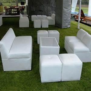 Renta de Salas Lounge en Mexico DF