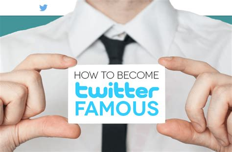 How To Become Twitter Famous (seven Steps With Pictures