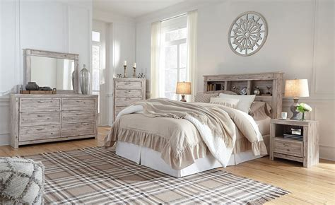 Bedroom Set With Bookcase Headboard by Willabry Bookcase Headboard Bedroom Set Benchcraft