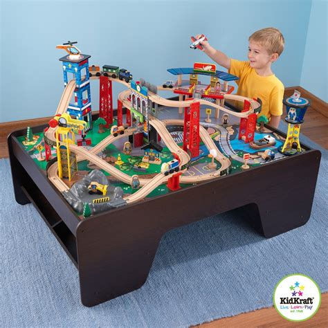 Costco Kidkraft Super Highway Train Table 119 99 Drake