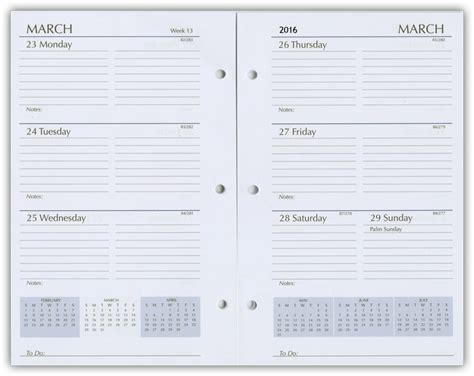organizer refill pages organizer refills