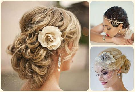 Best Bridal Updo Hairstyles for Summer Weddings 2015
