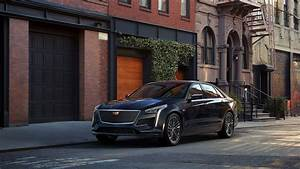 2019 Cadillac CT6 V-Sport Wallpapers & HD Images - WSupercars