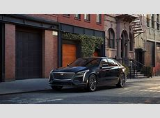 2019 Cadillac CT6 VSport Wallpapers & HD Images WSupercars