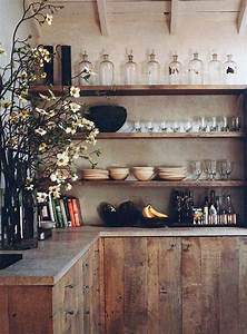 25 best ideas about rustic kitchens on pinterest rustic With best brand of paint for kitchen cabinets with reclaimed wood art wall