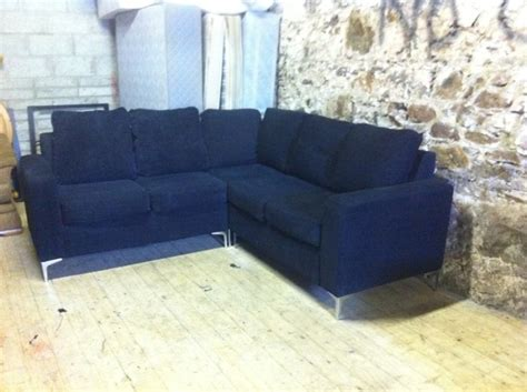 blue corner sofa kivik corner sofa  seat hillared dark