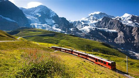 switzerland the best route by train to discover the