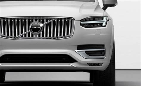 Volvo Xc90 Facelift 2020 by 2020 Volvo Xc90 Facelift Unveiled With Styling Upgrades