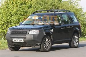 2011 Land Rover Freelander 2 Facelift Spied
