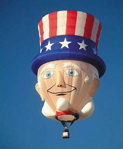 Uncle Sam makes an appearance in Albuquerque The
