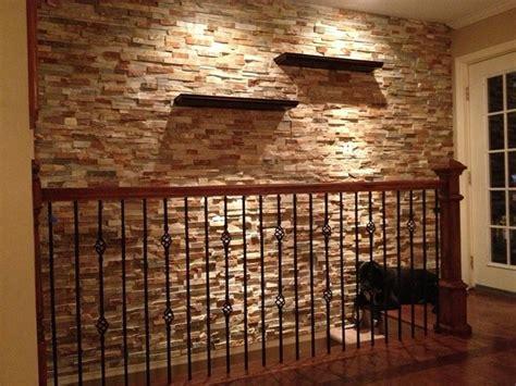 Muro Interno In Pietra Pareti In Finta Pietra Pareti Caratteristiche Delle
