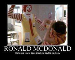 Funny Ronald Mcdonald Memes - ronald mcdonald quotes quotesgram