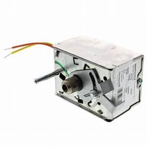 Wiring Diagram Honeywell M847d1004