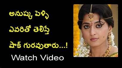 Shetty Anushka Marriage