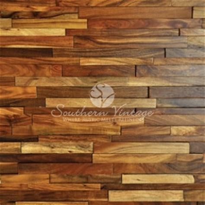 reclaimed wood tile amarillo acacia wall timber southern vintage