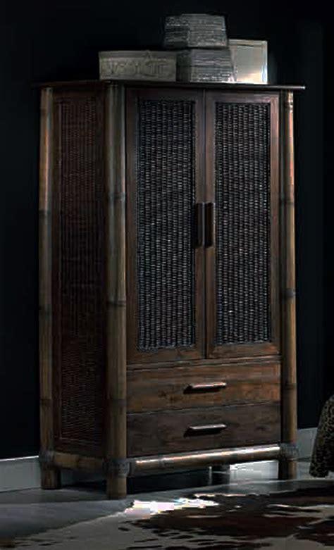armoire bambou tropicana