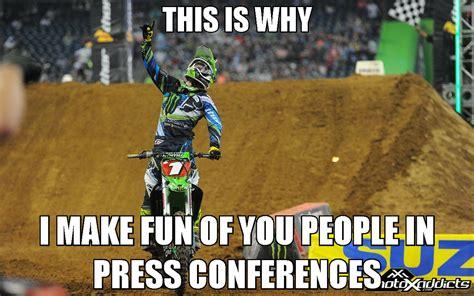 Memorable Motocross & Supercross Memes