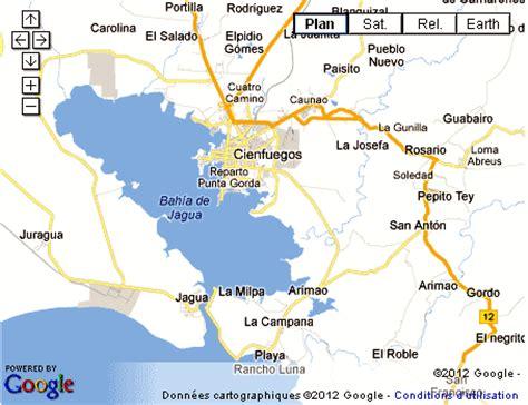 siege de unesco vacances à cuba visite de cienfuegos sur la baie de jagua