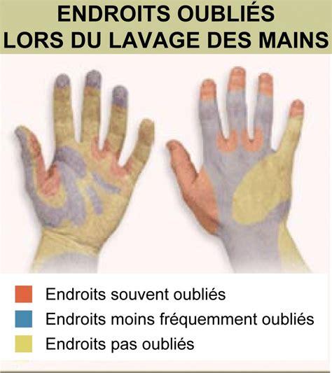 protocole de lavage des mains en cuisine collective hygiène des mains l 39 étude qui fait peur