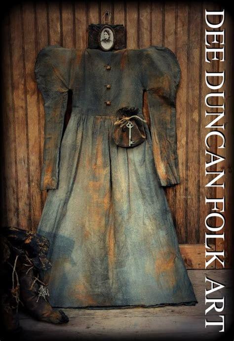 Primitive Witch Dress Patterns