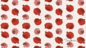 Tory Burch Hedgehog Desktop Wallpaper | Art: Desktop ...