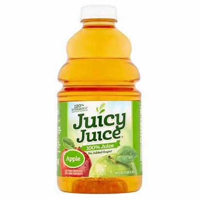 Juice Juicy Apple Oz 48 Fl Walmart