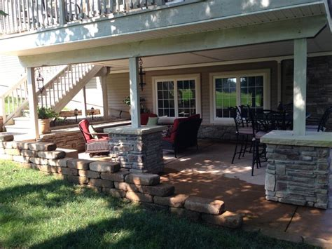 Patio And Deck Ideas Pictures by Patio Deck Patio Ideas