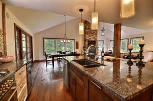 best lighting for kitchen island country kitchen rustic kitchen montreal by melyssa