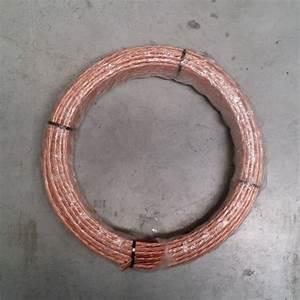 Cable De Terre 25mm2 : cuivre nu c ble de terre 25mm2 50m ~ Dailycaller-alerts.com Idées de Décoration
