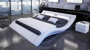 lit en cuir cirros un design parfait pour une chambre With tapis ethnique avec canapé led musique