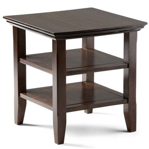 walmart living room end tables wyndenhall normandy end side table walmart ca