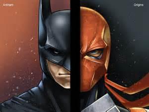 Batman Arkham Origins Fan Art
