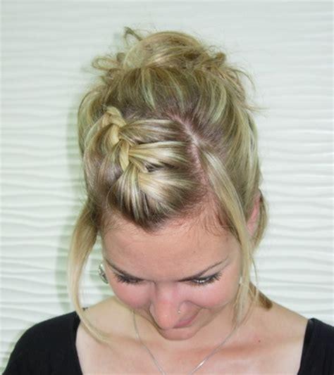 hochsteckfrisuren für lange haare hochsteckfrisuren schulterlange haare
