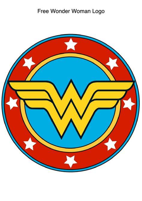 woman logo template printable