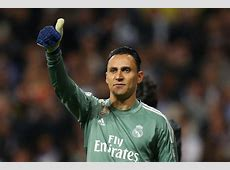 Keylor Navas named Champions League Player of the Week