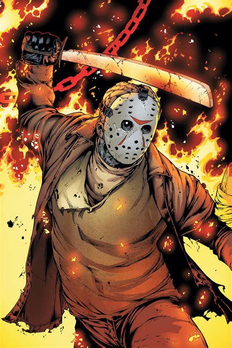 Jason Voorhees Character Comic Vine