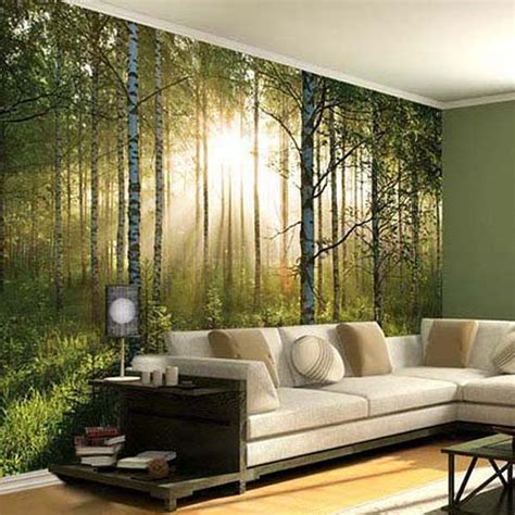 wall to wall murals an overview of wallpaper mural in decors