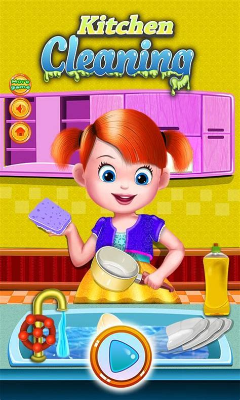 Kitchen Apk by House Kitchen Cleaning Apk Free Casual For