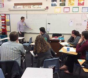 High School Teacher Training Workshop Held at Local High ...