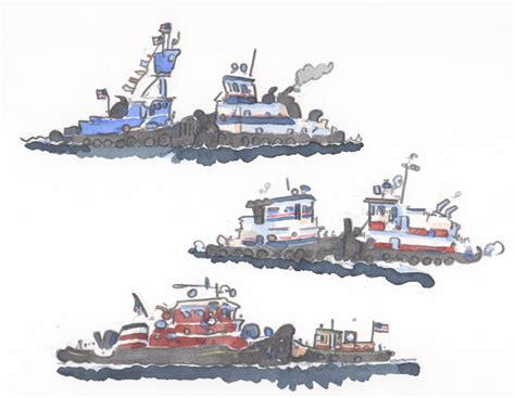 Tugboat Wod by Gentlemen Start Your Tugboats The New York Times