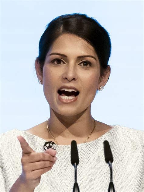 Priti Patel says critics of 'right wing, hardline' crime ...