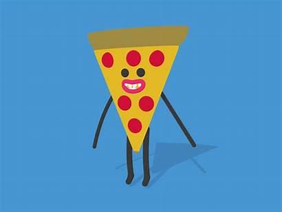 Pizza Dancing Animation Dribbble Dance Gifs Gamez