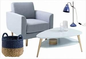 Table Basse Scandinave Bleu : les bons plans d co de la semaine joli place ~ Teatrodelosmanantiales.com Idées de Décoration